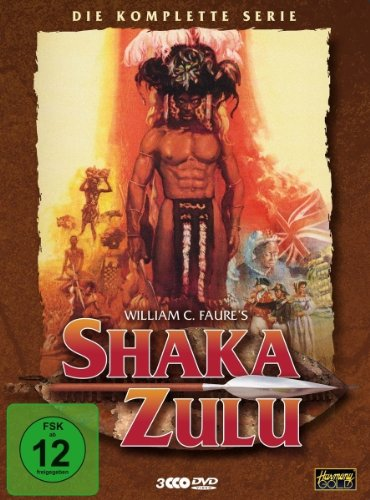 Shaka Zulu - Die komplette Serie [3 DVDs]