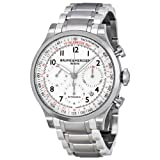 Baume & Mercier Capeland Mens Stainless Steel Automatic Chronograph Watch 10061