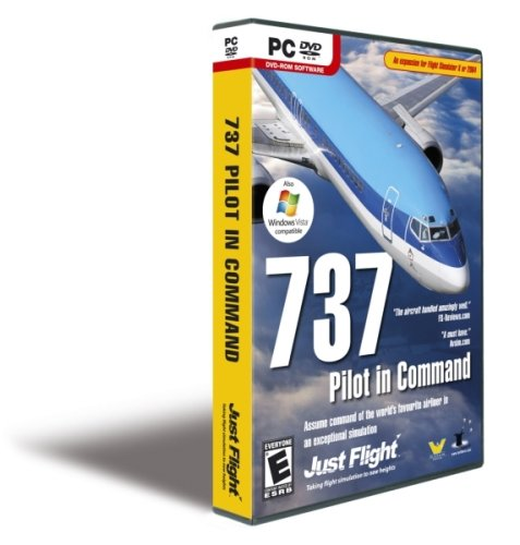 737 Pilot In Command: Expansion for MS Flight Simulator X/2004