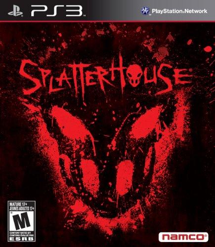 Splatter House(輸入版:北米)