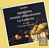 Handel : Arias & Recits From Agrippina, Armida & Lucrezia