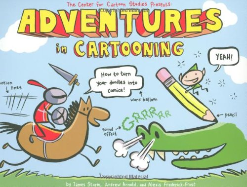 Adventures in Cartooning