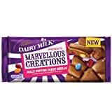 Cadbury Dairy Milk Marvellous Creations Jelly Popping Candy Shells 200g (Box of 14)