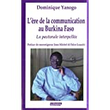 L'Ere de la Communication au Burkina Faso