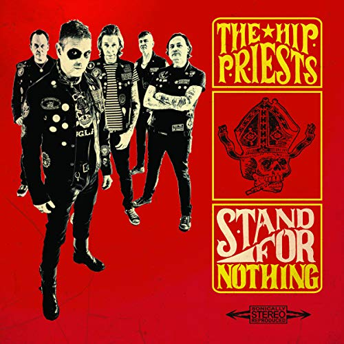 Vinilo : HIP PRIESTS - Stand For Nothing