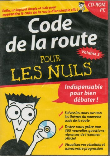 Code De La Route Pour Les Nuls