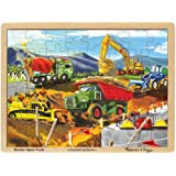 Melissa & Doug Construction Jigsaw Puzzle (48-Piece)