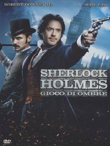 Sherlock Holmes - Gioco di ombre [IT Import]