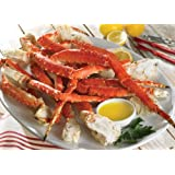 Lobster Gram KING2 2 LBS OF ALASKAN KING CRAB LEGS by Lobster Gram