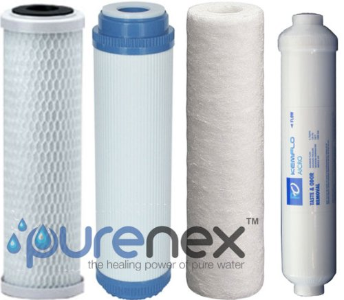 5 Stage Reverse Osmosis Filter Replacement Set (RFK-DRO5...formerly ROFK5)
