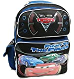 Disney Pixar Cars 2 - Fight to the Finish Large Backpack