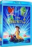 La Sirenita 2: Regreso Al Mar [Blu-ray]