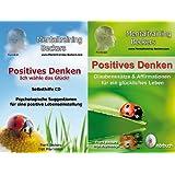 """Bundle: Positives Denken I + II - Ich w�hle das Gl�ck! (Selbsthypnose CD) & Glaubenss�tze und Affirmationen (�bungs CD)von """"Dipl. Psych. Frank..."""""""