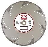 Best Sellers Multiquip 45CHT Turbo Wave Design Turbo Rim Diamond Blade, 4.5-Inch x 0.080-Inch