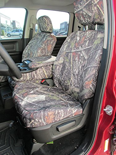 Durafit Seat Covers, DG28 NCL C, Seat Covers Made in New Conceal Camo Endura for Dodge Ram 1500 Crew Cab Front and Back Seat Set. (Ram 1500 Camo Seat Covers compare prices)