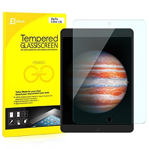 iPad Pro Pellicola Protettiva, JETech® Premio in Vetro Temperato Screen Protector Film per il Nuovo Apple iPad Pro 12.9 Inch