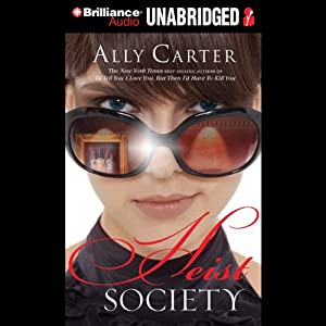 Heist Society Audiobook