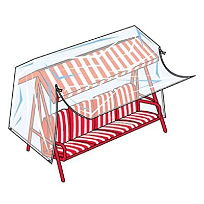 Wetterschutzhülle Schutzhülle für Hollywoodschaukeln von Belardo - Gartenmöbel von Du und Dein Garten