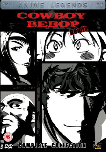 Cowboy Bebop Remix - Anime Legends [DVD]