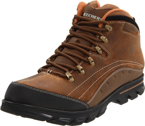Skechers 62392 Rubicon, Men's Hiking Boots - Brown, 44 EU