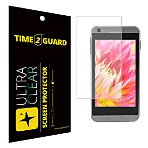 Time 2 Guard Ultra Clear Screen Protector For Lava Iris 405+