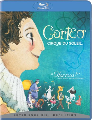 Цирк солнца: Corteo / Cirque Du Soleil: Corteo [720p] [2005, Цирковое шоу, BDRip]