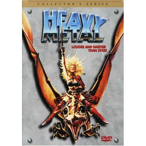 Heavy Metal And Heavy Metal 2000 [XviD DVDRip] [h33t] [sYphYn] preview 0