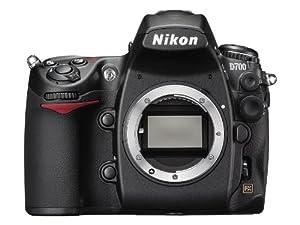 Nikon D700 Appareil photo numérique Reflex 12 Boîtier nu Noir