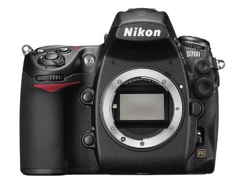 Nikon D700 Digital SLR Camera Body Only (12.1MP) 3 inch LCD