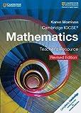 Cambridge IGCSE� Mathematics Teacher's Resource CD-ROM Revised Edition (Cambridge International IGCSE)