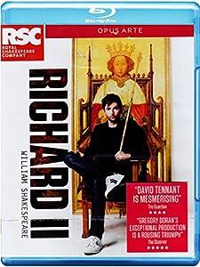 Shakespeare: Richard II [David Tennant] [RSC] [Blu-ray] [2014]