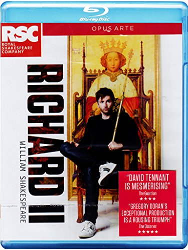 Shakespeare: Richard II [Blu-ray]