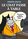 Le Chat, tome 19 : Le Chat passe à table (Coffret 2 volumes)