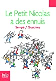 img - for Le Petit Nicolas a des ennuis (Folio Junior) (French Edition) book / textbook / text book