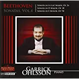 Garrick Ohlsson Edition, Vol. 4 - Beethoven Piano Sonatas, Vol. 4
