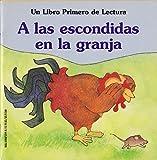A las Escondidas en la Granja (First-Start Easy Readers) (Spanish Edition)