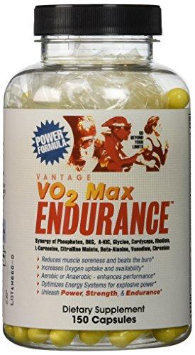 Carbo Pro VO2 Max Endurance, 150 Capsules