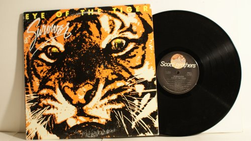 Survivor - Eye Of The Tiger (Remastered) - Zortam Music