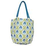 RockFlowerPaper Isabella Blue Bucket Bag