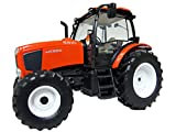 【クボタ農業機械】クボタトラクターグローブM135G四輪1/32スケール【農機ミニカー】オリジナル置台付
