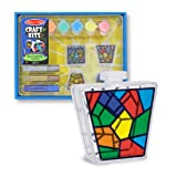 Melissa & Doug Sun Catcher Bottles Craft Kit