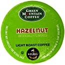 Green Mountain Coffee Hazelnut,  K-Cup Portion Pack for Keurig K-Cup Brewers, 12-Count (Pack of 3)