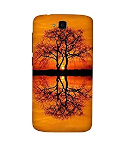 Sunset Huawei Honor Holly Case