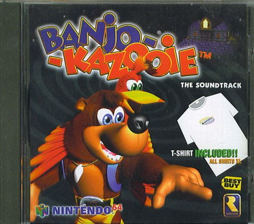 Banjo-Kazooie The Soundtrack