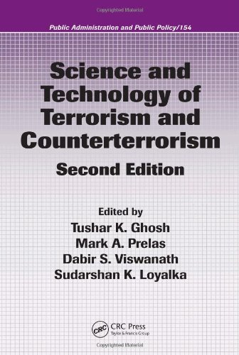 Science and Technology of Terrorism and Counterterrorism,...