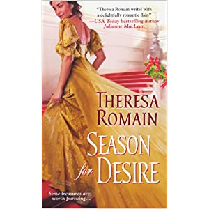 Season for Desire by Teresa Romain
