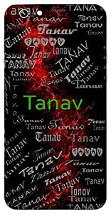 Tanav (Flute) Name & Sign Printed All over customize & Personalized!! Protective back cover for your Smart Phone : Samsung Galaxy A-3