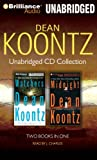 Dean R. Koontz Dean Koontz Unabridged CD Collection: Watchers, Midnight (Brilliance Audio on Compact Disc)