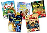 img - for Project X Origins: Green Book Band, Oxford Level 5: Making Noise: Mixed Pack of 5 by Tony Bradman (2014-01-09) book / textbook / text book