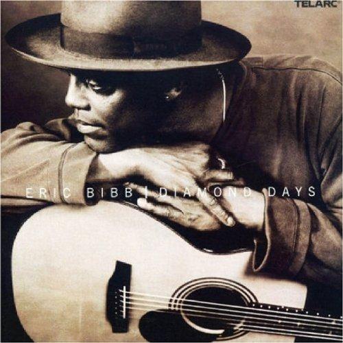 CD : Eric Bibb - Diamond Days (CD)